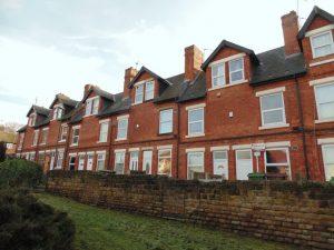 Victoria Terrace, Snienton